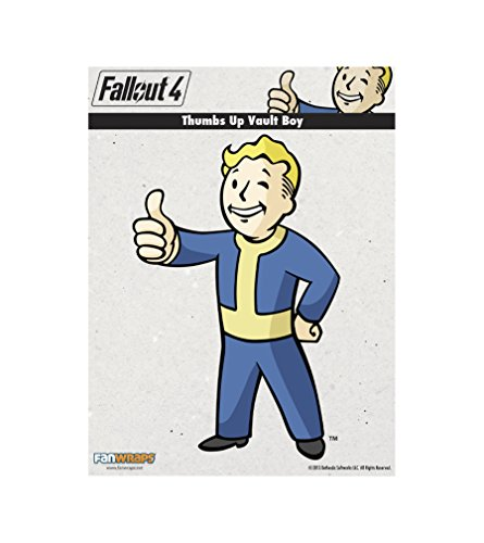 Fallout 4 Thumbs Up Vault Boy Auto Decal (N-joy Spielzeug)