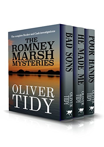 The Romney Marsh Mysteries: the complete Booker & Cash Investigations (English Edition)