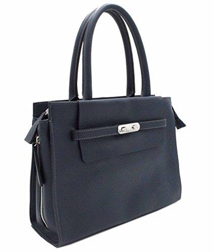 Hello Bag!, Borsa a spalla donna Blu
