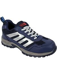 Blackrock sf6808Unisex adultos 'Jay–Zapatillas de seguridad, 8UK/42EU, Azul Marino