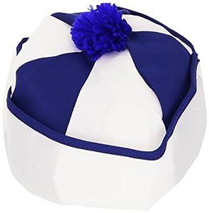 WIDMANN Sombrero de marinero con pompón, color blanco