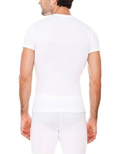 Abanderado Herren Unterhemd Weiß ...