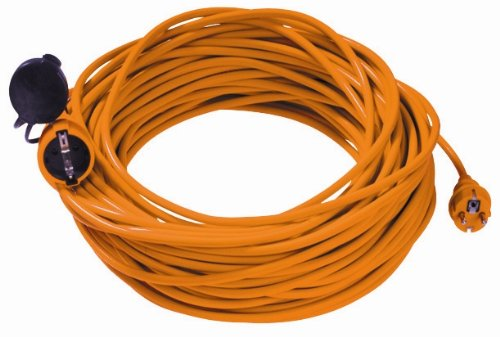Bachmann a tierra cable de extensión, IP20, Orange, 10,0 m
