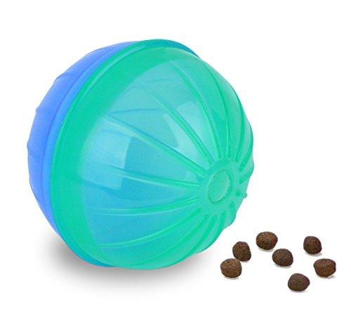 10196-jouet-intelligent-pour-animaux-bally-avec-ouverture-pour-les-croquettes-vert-fonce