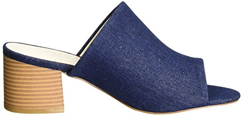 Another Pair of Shoes Miae1, Mules Femme Bleu (Navy78)