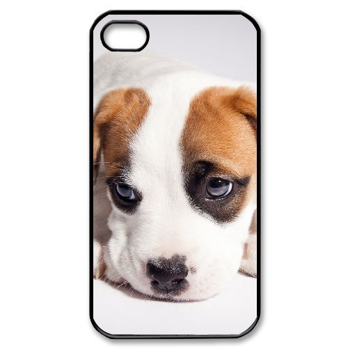LP-LG Phone Case Of Pit Bull Terrier For Iphone 4/4s [Pattern-6] Pattern-1