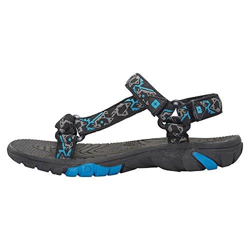 Mountain Warehouse Sandales Enfant Garçon Fille Chaussures été Scratch Résistant Neoprène Noir