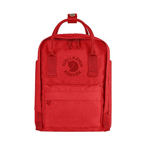 FJÄLLRÄVEN Re-Kanken Mini Rucksack, Red, 29 cm