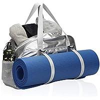 Hynes Eagle 35 litros Impermeable Bolsa de Yoga de para colchonetas de Yoga Bolsa de Deporte de Gimnasio Bolsa de Viaje de Weekender Bolsa de Yoga Grande para Hombres y Mujeres
