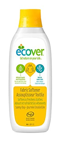 Ecover Naturally Derived Fabric Softener, Sunny Day, 32 Ounce