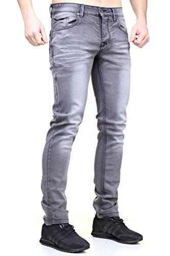 Black Soul - Jeans L9205 Gris Gris