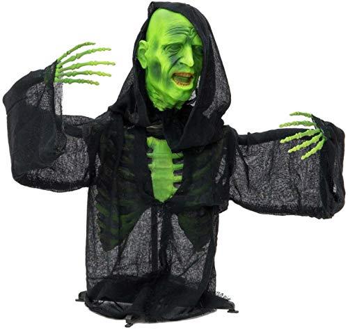 Halloween Halbierter Zombie 73cm