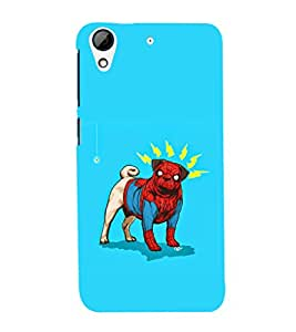 ifasho Designer Phone Back Case Cover HTC Desire 728 Dual Sim :: HTC Desire 728G Dual Sim ( Stone Type Pattern Design )