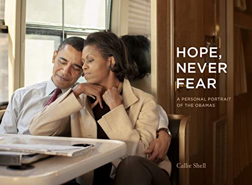 Hope, Never Fear - Barack Obama Light