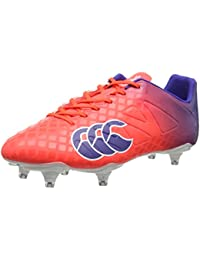 Canterbury Speed Club 6 Stud, Chaussures de Football Homme