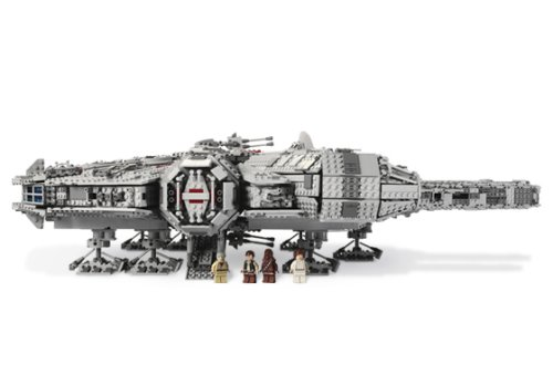 LEGO Star Wars 10179 – Ultimatives Millenium Falcon Sammlermodell - 5