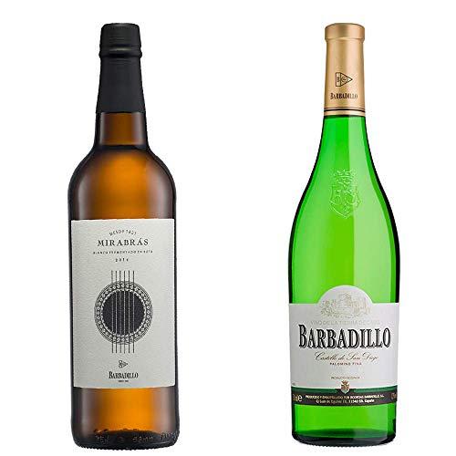 Mirabrás Y Castillo De San Diego - Vinos De Barbadillo - 2 Botellas De 750 Ml