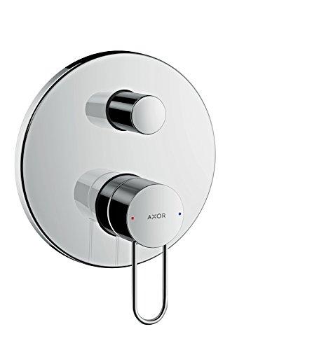 Chrom Axor Uno (AXOR Uno Einhebel-Wannenmischer, Unterputz, chrom)