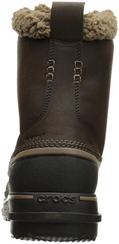 Crocs AllCast II Boot, Bottes homme Marron (Espresso/Black)