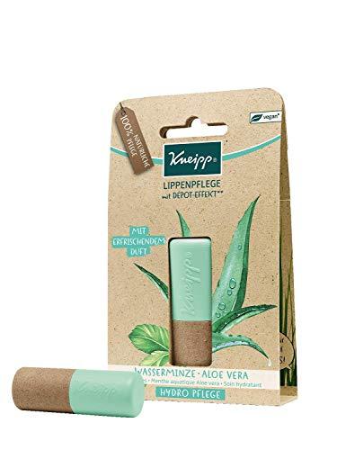 Kneipp Lippenpflege Hydro Pflege, 4er Pack (4 x 5 g)