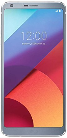 LG G6 H872 T-Mobile, 32GB, Ice Platinum