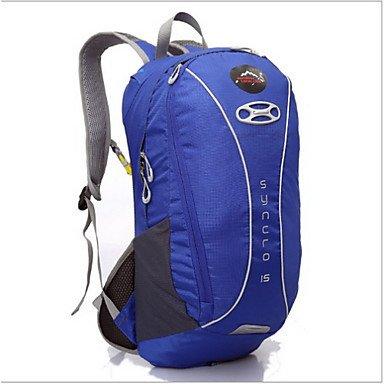 20 L Fahrrad Kofferraum Tasche/Fahrradtasche Camping & Wandern Radsport Draußen tragbar Grün Rosa Blau Orange Nylon Others Royal Blue