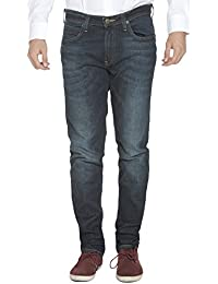Lee denim jeans homme bleu