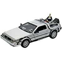 Welly - 22441 - Delorean - Back to The Futur II - Échelle 1/24