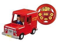 Postbote - Postman Pat ferngesteuerter Lieferwagen [UK Im...