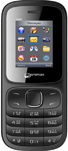 Micromax X096 (Black)