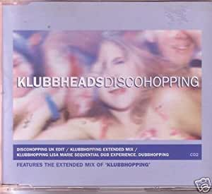 KLUBBHEADS CD Single -Discohopping/Klubbhopping (mint)