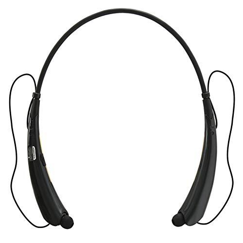 Neck-stereo-bluetooth - (RENNICOCO Neck Set Bluetooth Headset- Sport Bluetooth 4.0 Wireless Stereo Headset mit CSR-Chip)