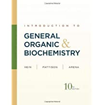 ‏‪Introduction to General, Organic, and Biochemistry ,Ed. :10‬‏
