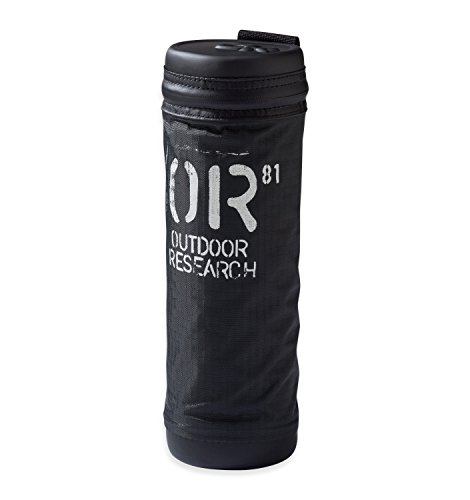 Outdoor Research Flaschentasche OR Cargo Water Bottle Parka #1 Black 1size (Strapse Outdoor Research)