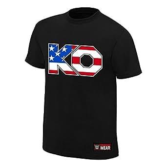 WWE Herren Pullunder Gr. Medium, schwarz