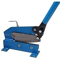 325362 Cesoia per lamiera da taglio per lamiera pesante in lamiera di acciaio da 200 mm per uso manuale