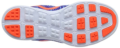 Nike Lunar Tempo 2 Print, Chaussures de Running Compétition Femme Multicolore(Violet 500)