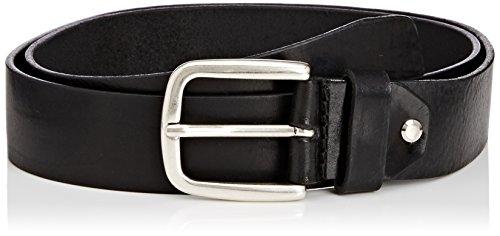 Lee - Lee Belt, Cintura da uomo, nero (schwarz - schwarz), 95