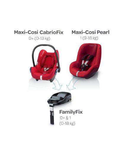 Maxi Cosi Family Fix Isofix Basisstation - 3