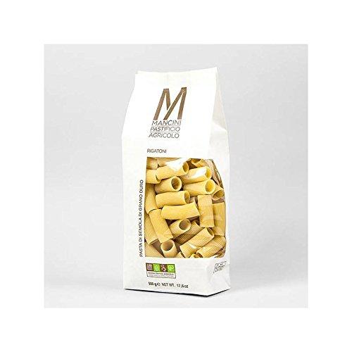 Mancini Rigatoni Dry Pasta, 500g