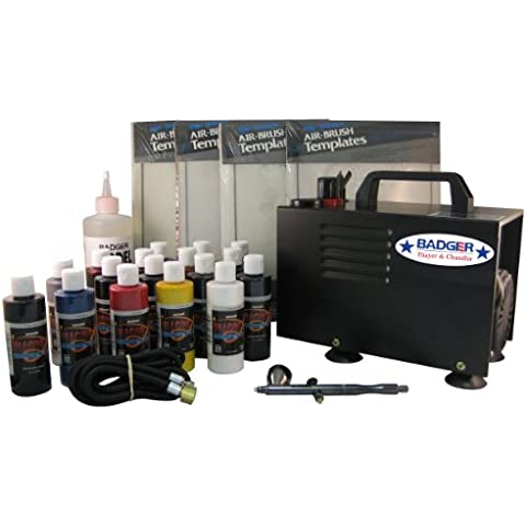 Badger Air-Brush Co. 314-APWC Automotive Advanced/Pro System