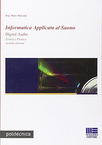 Informatica applicata al suono di Mario Malcangi