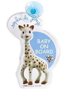 Vulli - Fresh Touch - Sophie la Girafe - Flash Baby on Board