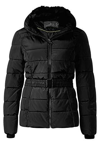 Cecil Damen Jacke B201132, Schwarz (Black 10001), XX-Large