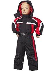 Apertura de invierno | Traje de esquí LC1313 80-110 niños PEEM, invierno, niño, color Negro - negro, tamaño 3 años (98 cm)