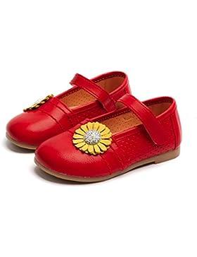 Schuhe jany 0-6 Jahre Alte Mädchen Lederschuhe Kinder Kinder Casual Floral Single Schuhe Sneaker