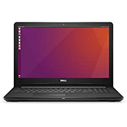 Dell Inspiron 15 3567 15-inch Laptop (7th Gen Core i5/4GB/1TB/Ubuntu Linux 16.04/2GB Graphics), Black