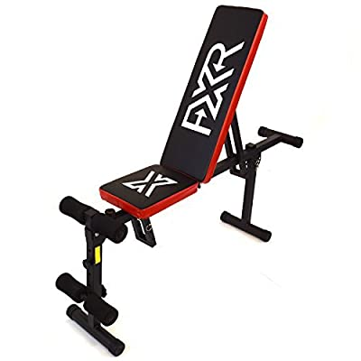 FXR Sports Fitness Weight Bench Flat Incline Decline Dumbbell Weights from FXR Sports