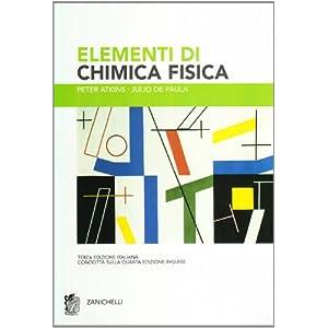 Elementi di chimica fisica