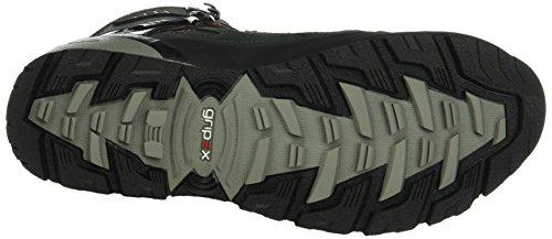 Mammut - Alto High Gtx, scarpe Donna Grau(Graphite-lightcarmine)